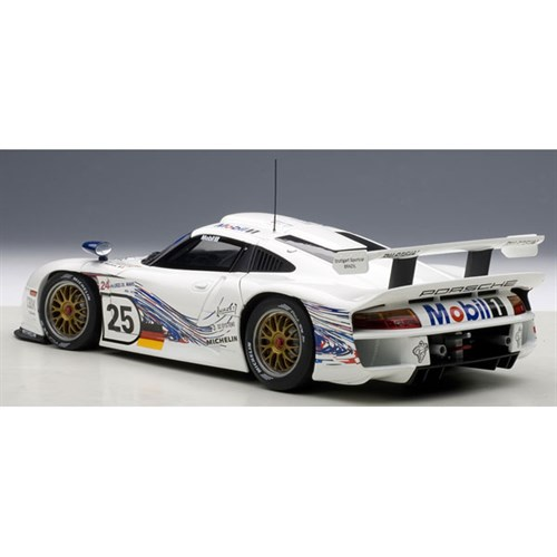 porsche 911 gt1 1997 le mans 24 hours 25 1 18. Black Bedroom Furniture Sets. Home Design Ideas