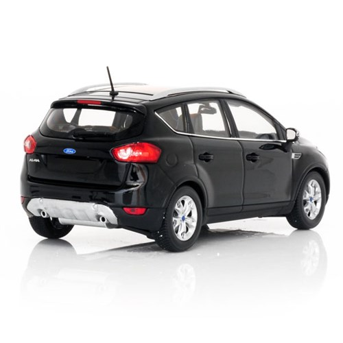 ford kuga 2008 black 1 43. Black Bedroom Furniture Sets. Home Design Ideas