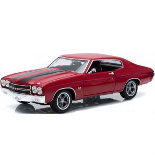 Chevrolet Chevelle SS 1970 - Fast and Furious 4 2009 - Red ...