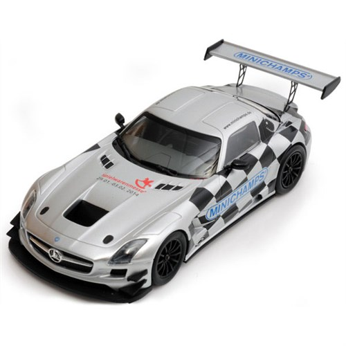 mercedes sls amg gt3 2014 nuremberg toy fair 1 43. Black Bedroom Furniture Sets. Home Design Ideas