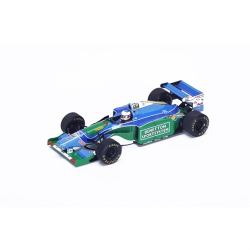 Benetton B194  1994 World Champion  5 M. Schumacher 1:18