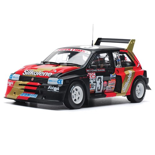 sun star mg metro 6r4 1986 rallycross 3 w gollop 1 18. Black Bedroom Furniture Sets. Home Design Ideas