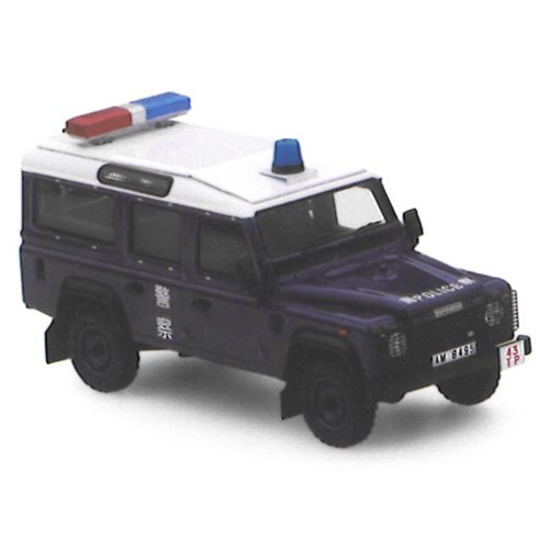 TrueScale Miniatures Land Rover Defender Hong Kong Police
