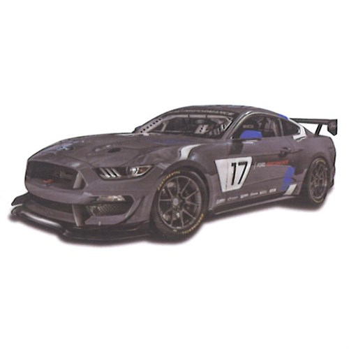 TrueScale Miniatures Ford Mustang GT4