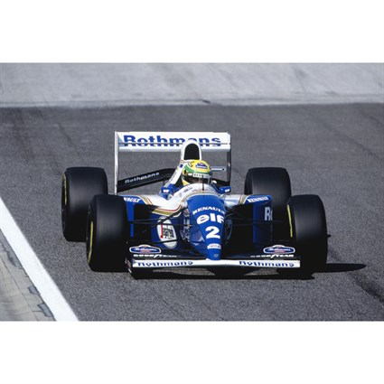 Williams FW16 - 1994 - #2 A. Senna 15th Anniversary 1:18