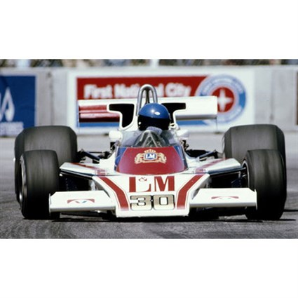 McLaren M23 - 1978 United States West Grand Prix - #3 B. Lunger 1:43