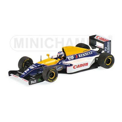 Williams FW15C - F1 World Champion 1993 - #2 A. Prost 1:43