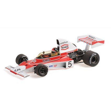 McLaren M23 - World Champion 1974 - #5 E. Fittipaldi 1:18