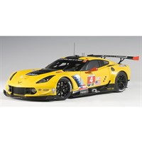 Chevrolet Corvette C7.R. - 2016 Lime Rock - #4 1:18