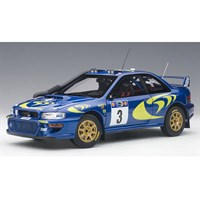 Subaru Impreza WRC - 1997 Rally of Safari - #3 C. McRae 1:18