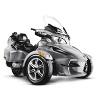 Can-Am Spyder 2012 - 1:43