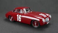 Mercedes 300 SL - 1952 Grand Prix of Bern - #16 R. Caracciola 1:18