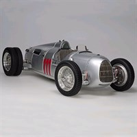 Auto Union Type C - 1st 1937 Schausinland German Grand Prix Hill Climb - #111 H. Stuck 1:18