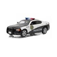 Dodge Charger Rio Police 2011 - Fast Five 2011 - 1:43