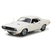 Dodge Challenger R/T 1970 - Vanishing Point 1971 - 1:18