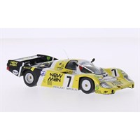 Porsche 956 New Man - 1984 Le Mans 24 Hours - #7 1:43