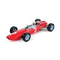 Ferrari 158 - 1st 1964 Italian Grand Prix - #2 J. Surtees 1:18