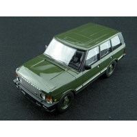 Range Rover Series 1 1986 - Green 1:18