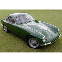 Lotus Elite - Green 1:18