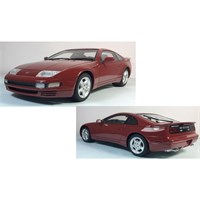 Nissan 300ZX - Cherry Red Pearl 1:18