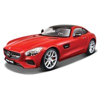 Mercedes AMG GT - Red 1:18