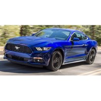Ford Mustang GT 2017 - Metallic Blue 1:18