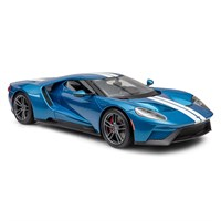 Ford GT 2017 - Metallic Blue 1:18
