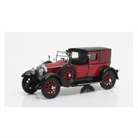 Rolls-Royce 20HP Open Drive Brougham Brewster 1927 - Red/Black 1:43