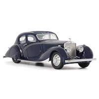 Rolls-Royce Phantom II Continental Figoni and Falaschi Berline #2MS 1932 - Black 1:43