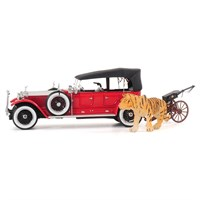 Rolls-Royce Phantom Barker TST Tiger Edition 1925 - Red 1:43