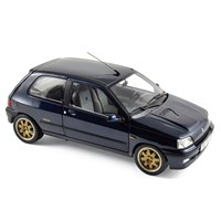 Renault Clio Williams 1993 - Blue 1:18
