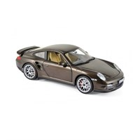 Porsche 911 Turbo 2010 - Brown Metallic 1:18