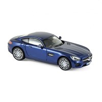Mercedes-AMG GT S 2015 - Blue Metallic 1:43