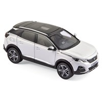 Peugeot 3008 GT 2016 - Pearl White 1:43