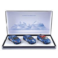 Coffret Alpine Celebration 2015 1:43