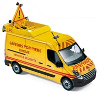 Renault Master Pompiers 2011 - 1:43