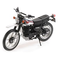 Yamaha XT 500 1986 - Dark Blue/White 1:12