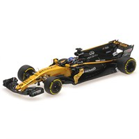 Renault RS17 - 2017 Test F1 Bahrain - #46 S. Sirotkin 1:43
