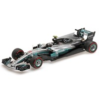 Mercedes F1 W08 - 1st 2017 Russian Grand Prix - #77 V. Bottas 1:43