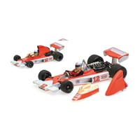 McLaren Ford M23 - 1976 South African Grand Prix - #12 J. Mass 1:43