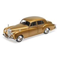 Bentley S2 1954 - Gold 1:18