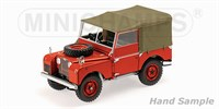 Land Rover 1948 - Red 1:18