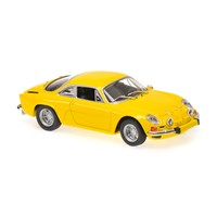 Renault Alpine A110 1971 - Yellow 1:43