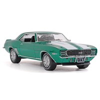 Chevrolet Camaro RS 1969 - Green/White 1:43