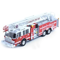 US Fire Leader By Smela From Charlotte Fire Engine - 1:43