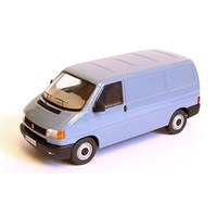 Volkswagen T4 Box Van - Ice Blue 1:43