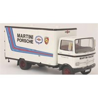 Mercedes LP608 Service LKW Martini - White 1:18