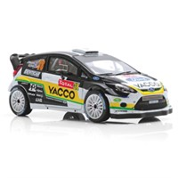 Ford Fiesta RS WRC - 2012 Rally Monte Carlo - #38 J. Maurin 1:43