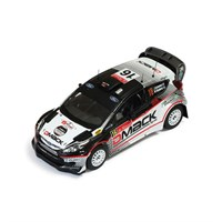 Ford Fiesta RS WRC - 2012 Rally of Portugal - #16 J. Ketomaa 1:43