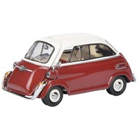 BMW 600 - Red/White 1:43
